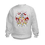 Arguelles Family Crest Kids Sweatshirt