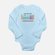 Periodic Table Of Elements Body Suit