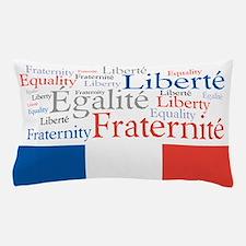 Celebrate France Pillow Case