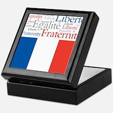 Celebrate France Keepsake Box