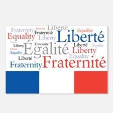 Celebrate France Postcards (Package of 8)