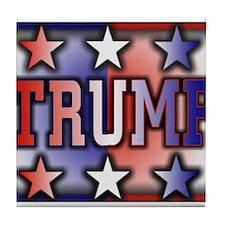 Trump For President 2016 Tile Coaster