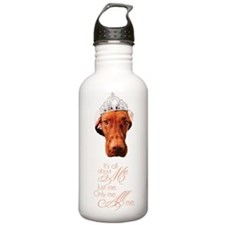 All About Me Vizsla Stainless Water Bottle 1.0l