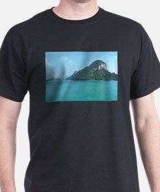rock in the sea T-Shirt