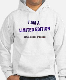 I Am A Limited Edition Jumper Hoody