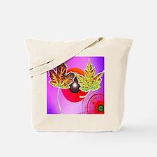 Autumn Equinox by Rocket Tote Bag