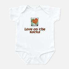 On the Rocks Infant Bodysuit