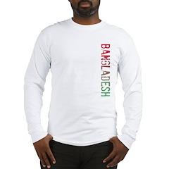 Bangladesh Long Sleeve T-Shirt