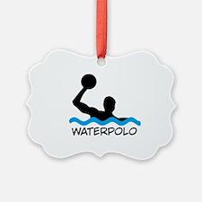 waterpolo Ornament