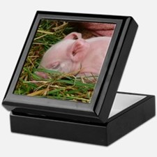 Sleeping Baby  Keepsake Box