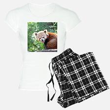 RedPanda20150813 pajamas
