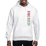 Banladesh Hooded Sweatshirt