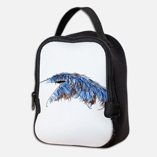 Unique Anteater Neoprene Lunch Bag