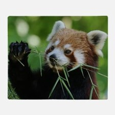 RedPanda20150818 Throw Blanket