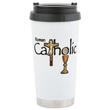 Cute Church holy cross Travel Mug