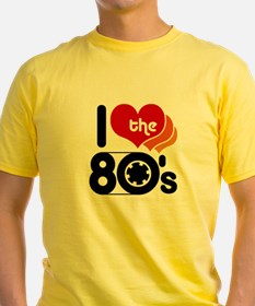 I Love the 80's T