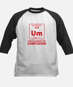 The Element of Confusion Baseball Jersey
