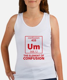 The Element of Confusion Tank Top