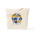Araujo Family Crest Tote Bag