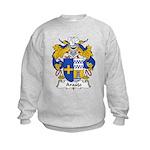 Araujo Family Crest Kids Sweatshirt