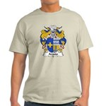 Araujo Family Crest Light T-Shirt