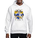 Araujo Family Crest Hooded Sweatshirt