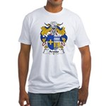 Araujo Family Crest Fitted T-Shirt