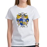 Araujo Family Crest Women's T-Shirt