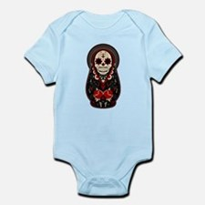 Day of the dead doll Body Suit