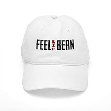 Feel The Bern [st] Baseball Baseball Cap