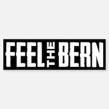 Feel The Bern [st] Bumper Bumper Bumper Sticker