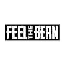 Feel The Bern [st] Car Magnet 10 x 3