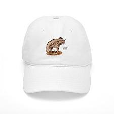 Striped Hyena Baseball Cap