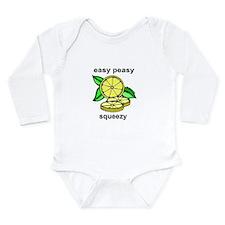 Cute Problem Long Sleeve Infant Bodysuit