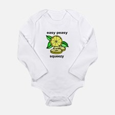 Funny Okay Long Sleeve Infant Bodysuit
