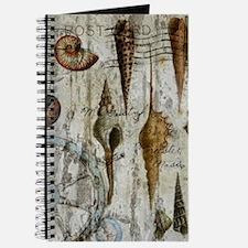 shabby chic beach nautical Journal