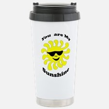 Sunshine Stainless Steel Travel Mug