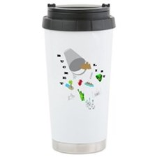 Bucket List Travel Mug