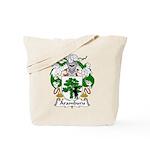 Aramburu Family Crest Tote Bag