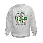 Aramburu Family Crest Kids Sweatshirt
