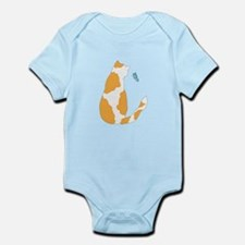 Pinto Bean Kitty Body Suit
