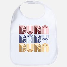 BURN BABY BURN Bib