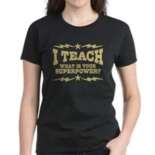 Funny Teacher Tee
