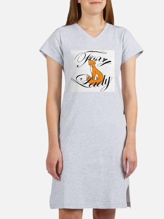 Foxy Lady Women's Nightshirt