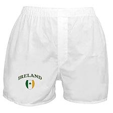 Ireland Sporty Logo Boxer Shorts