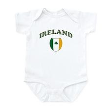 Ireland Sporty Logo Infant Bodysuit