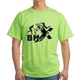 Bmx Green T-Shirt
