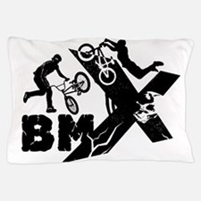 BMX Rider Pillow Case