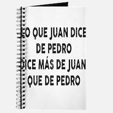 Juan Journal
