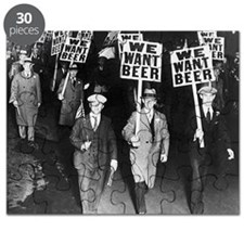 We Want Beer Puzzle